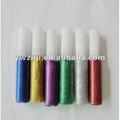glitter glue for chirldren picture drawing stationary products