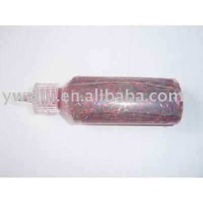 3D Glitter glue used for school stationery kit