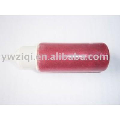 3D Glitter glue pen used school stationery kit