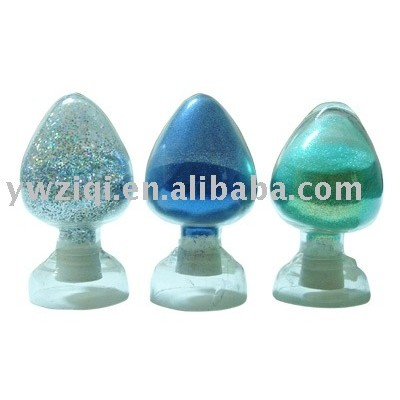 Hexagon glitter powder for artificial crafts