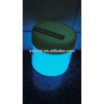 Sky blue light Luminescent powder