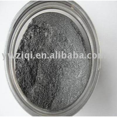 grey mica pearl powder for cosmetics
