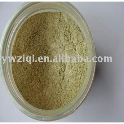 Gold color mica pearlescent powder for wall paper