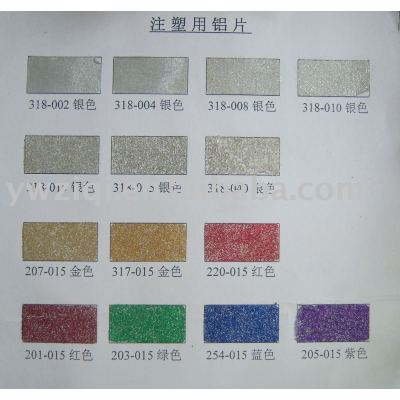 280 centigrade Bronze powder for paint