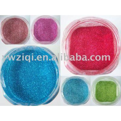 flashing glitter powder product for body tatoo