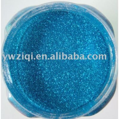 multi-color option glitter powder for Christmas crafts decoration