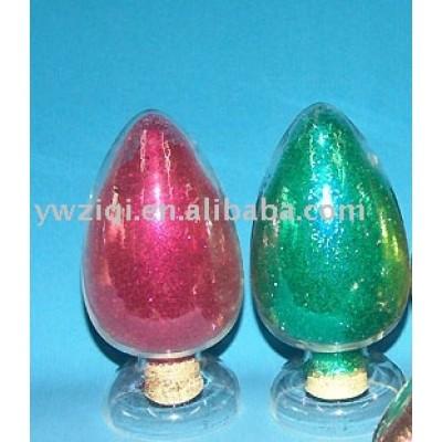 colored high temperature glitter powder