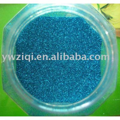 Glitter powder using for crafts sparkling