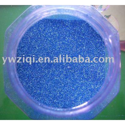 Glitter powder for Christmas craft work