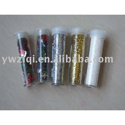 Glitter shaker for school stationery things