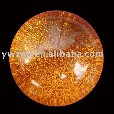 Glitter powder used in water glitter globe