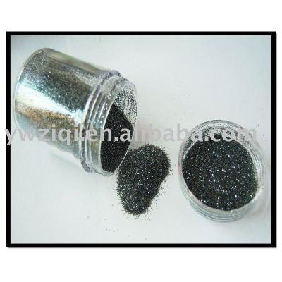 solvent resistance black glitter powder