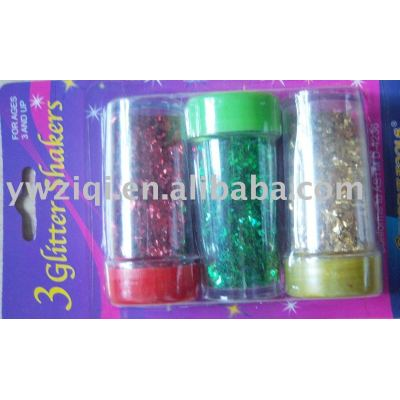Colorful Glitter flake for party decoration