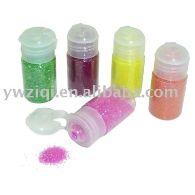 High temperature glitter powder for painting