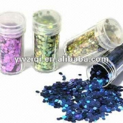 High temperature Glitter powder with glitter bottle