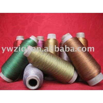 M-type garment metallic Yarn