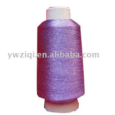 ST-type sewing thread metalic yarn