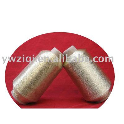 top grade silver metallic yarn