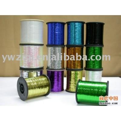 silver metallic yarn,multi-color and class