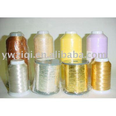 Dream color metallic yarn for garment