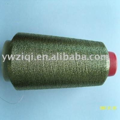 MX-type metallic yarn for garment