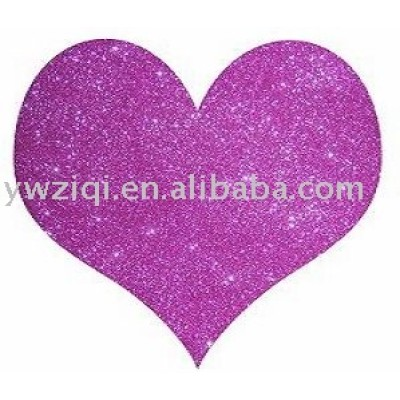 Special glitter powder bat for lashes/un feu de bengale
