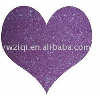 Special glitter powder for lashes/un feu de bengale