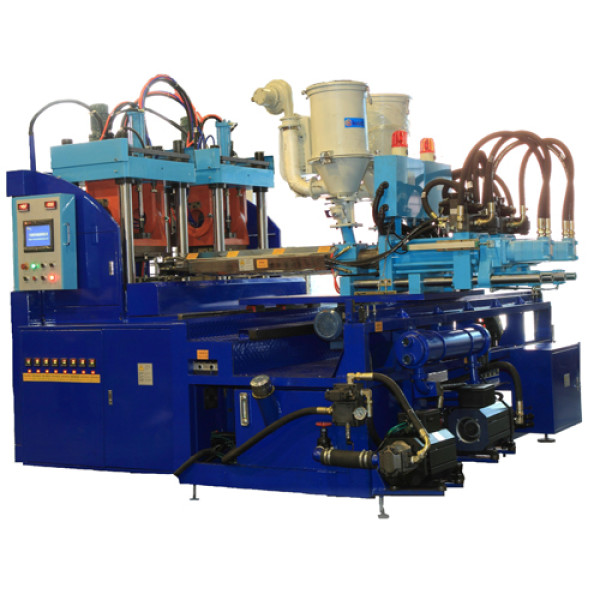 Plastic Injection Molding Machine LR-T0202-D