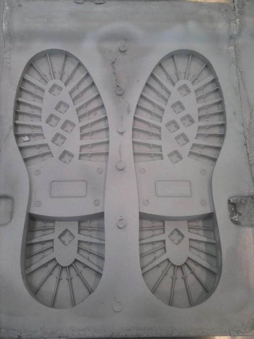 铝鞋模自动生产线