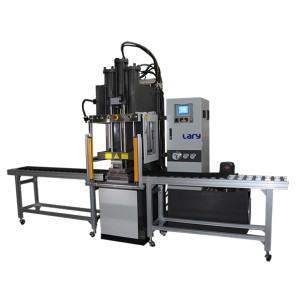 rubber strip joining machine