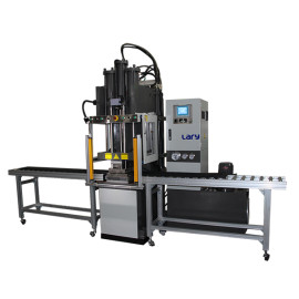 2020 New precision rubber strip joining machine