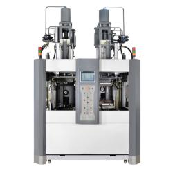 máquinas de inyección única de doble ColorLR165D