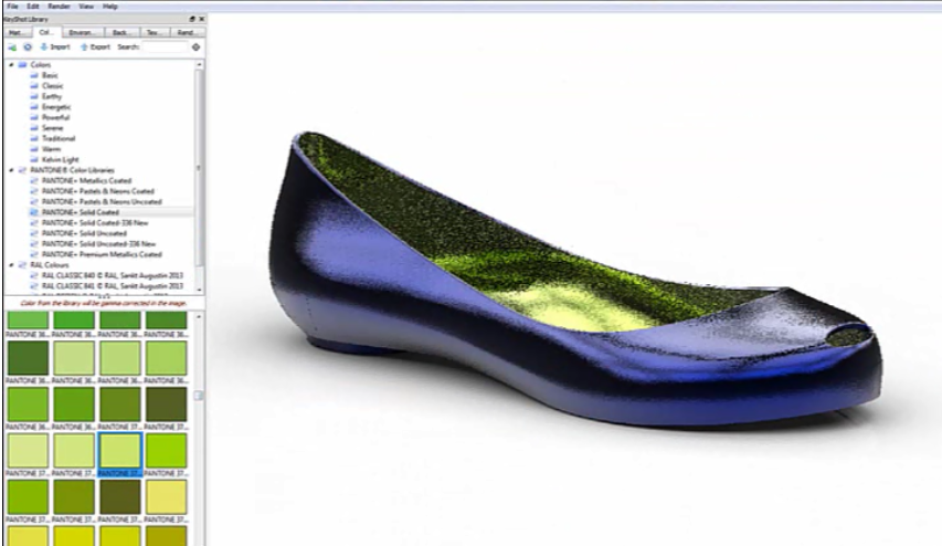 Advanced Technology 3d Shoe Sole Design Software Professinal For Rubber Shoe Sole Injection Machine