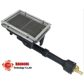 Infrared gas burner for pizza oven HD82