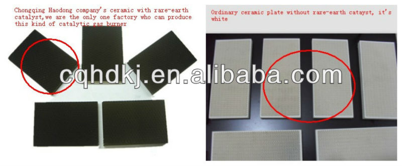 Infrared Ceramic Plate for Burner,Gas Stove,Cooker