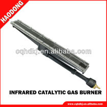 gas burner infrared for spray booth HD101