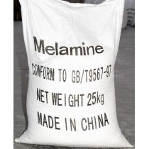 Factory Offer Melamine powder 99.8%