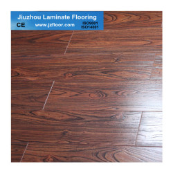 v-groove easy installment   registered laminate flooring