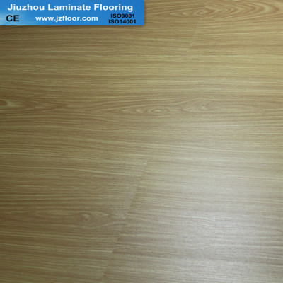 high quality HDF little embossed   laminate flooring