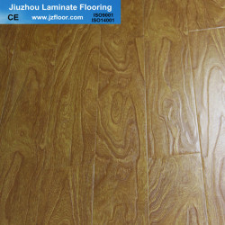 12mm registered good quality laminate flooring