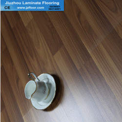8mm HDF good quality little embossed laminate flooring
