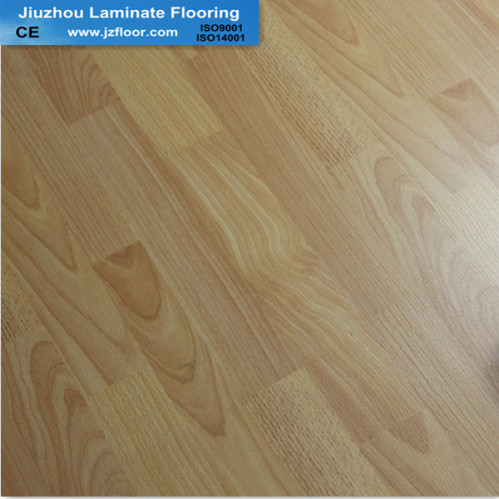 High quality germany technology little embossed laminate for Quality laminate flooring