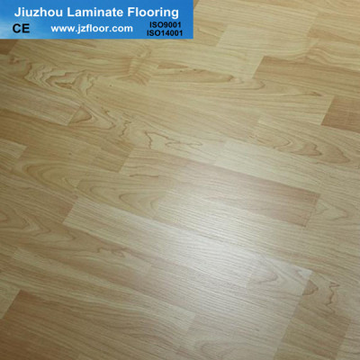 CE germany technology  middle embossed laminate flooring