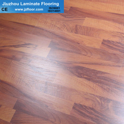 best price germany technology   HDF middle embossed laminate flooring