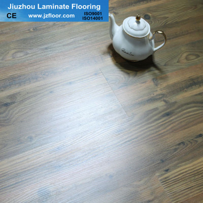 12mm  good price HDF high quality middle embossed laminate flooring