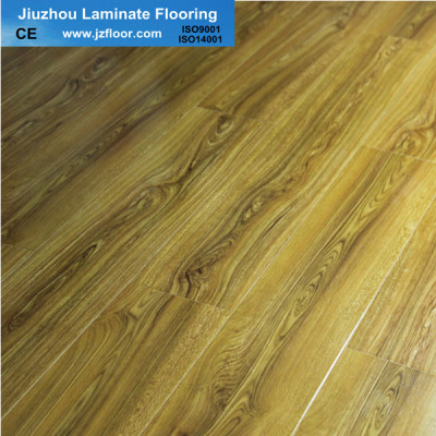 12mm indoor decoration best price glossy   laminate flooring