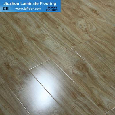 12mm quick lock  glossy  laminate flooring