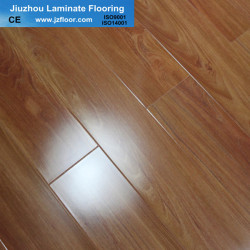 12mm ac3 hdf  glossy  laminate flooring