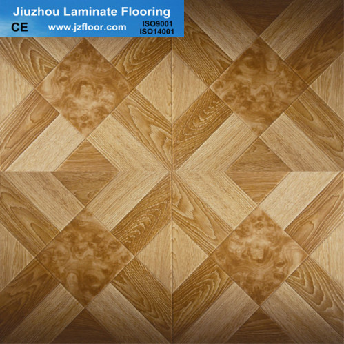 12mm new design unilin click laminate flooring china for Square laminate flooring