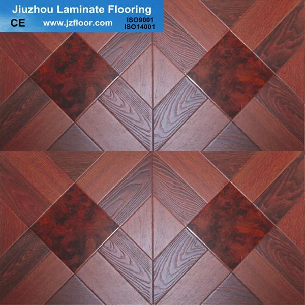 12mm Best Hdf Unilin Click Laminate Flooring China